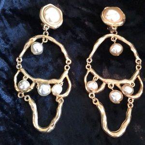 Jewelry - Long Clip-on Earrings
